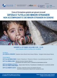 Locandina_Corso-di-formazione-Minori-Stranieri-incontro-ottobre